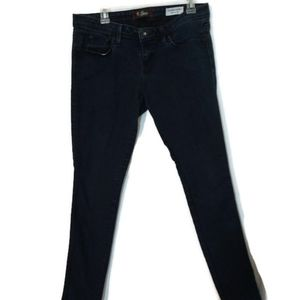 Guess low rise Jeggings with Maxine Fit size 32